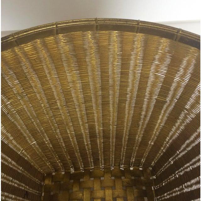 Solid Brass Basket - Image 6 of 7