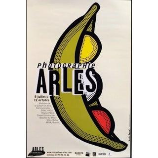 Michel Bouvet Festival Poster/Peapod For Sale