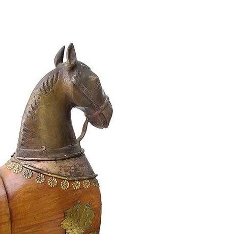 Mughal Maharaja Centerpiece Statue - Image 3 of 4