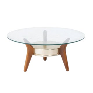 Mid-Century Modern Adrian Pearsall Style Coffee Table For Sale