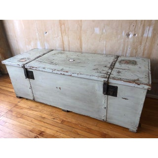 Tuscan Antique Trunk (2 of 2) Preview