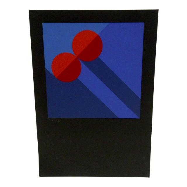 """""""Rising Circles"""" Signed Print - Image 1 of 7"""