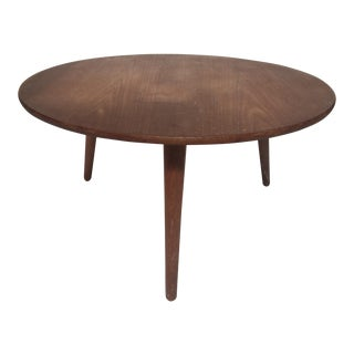 Hans Wegner Coffee Table For Sale