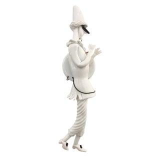 """Venini """"Commedia Dell' Arte"""" Figurine by Fulvio Bianconi For Sale"""