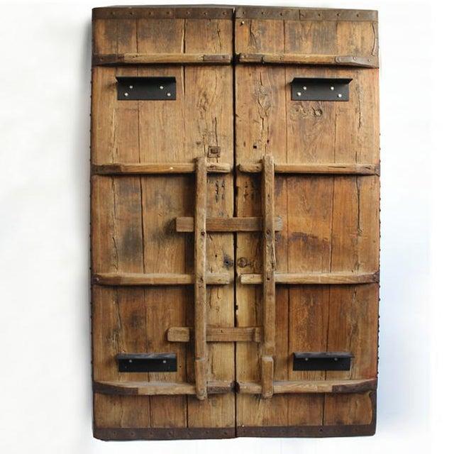 Antique Chinese Door - Image 4 of 4 - Antique Chinese Door Chairish