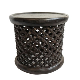 Bamileke Stool / Table For Sale