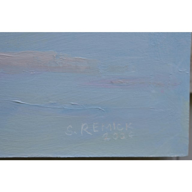 2020s Cloud Study 'Float' Contemporary Painting by Stephen Remick For Sale - Image 5 of 8