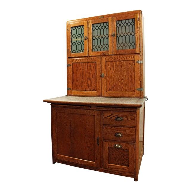 Antique Napanee Hoosier Cabinet