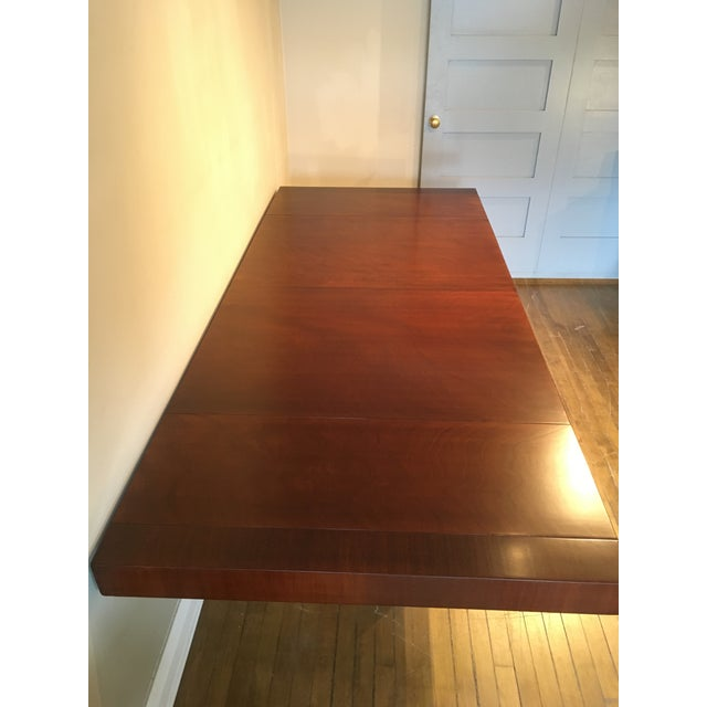 Mid 20th Century Mid-Century Restored Robjohn Gibbings Dining Table For Sale - Image 5 of 8