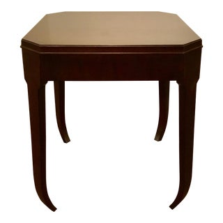 Hickory Chair Wabi Side Table For Sale