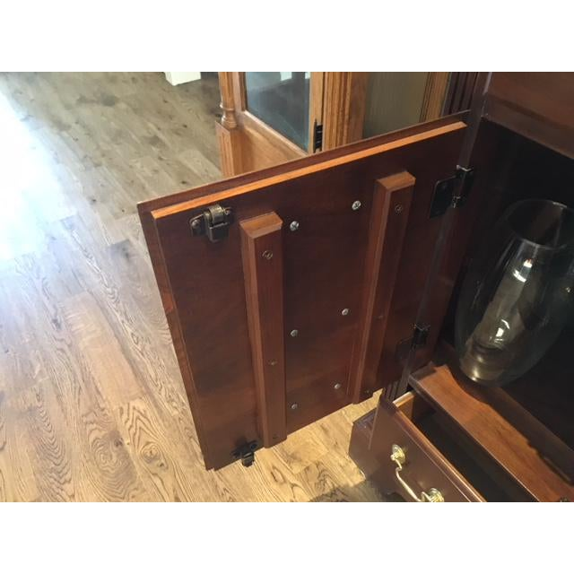 Solid Cherry Buffet Cabinet by Colonial Furniture - Image 7 of 11