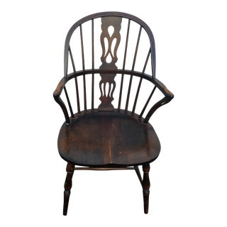 Antique Elgin A. Simonds Company Windsor Chair For Sale