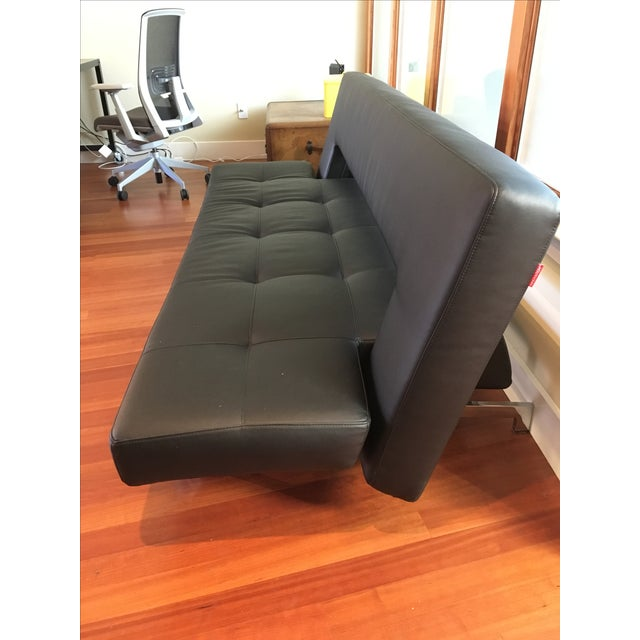 Black Wing Deluxe Sofa Bed by Innovation - Image 3 of 5