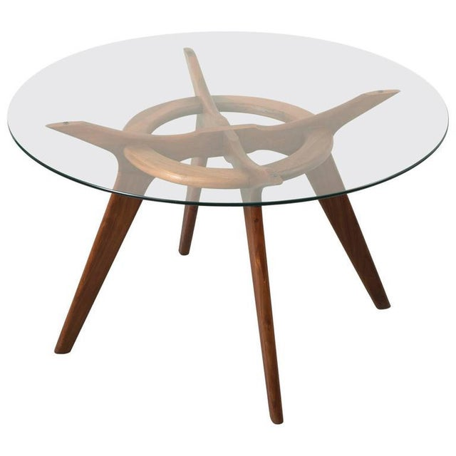 Adrian Pearsall Compass Dining Table - Image 1 of 5
