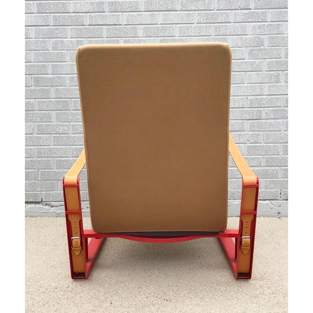 Tan Jean Prouvé for Vitra Cité Chair For Sale - Image 8 of 13