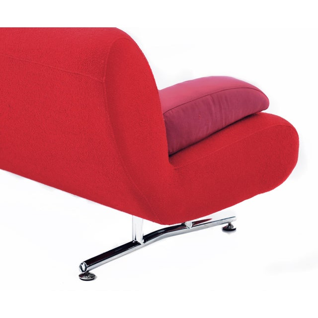 """Metal """"Tara Sofa"""" by Rene Holten for Artifort For Sale - Image 7 of 11"""