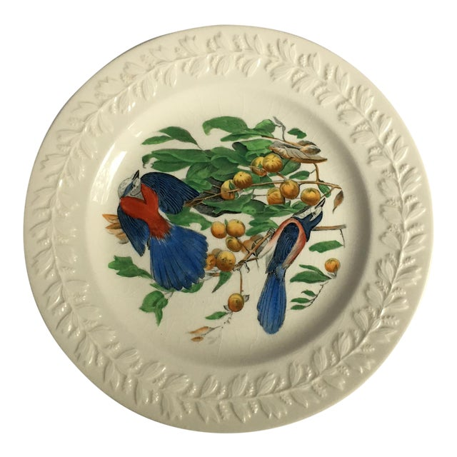 Florida Jay Adams England Transferware Ceramic Plate - Image 1 of 11