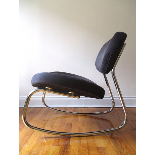 Modern Rocking Chair - Image 5 of 10