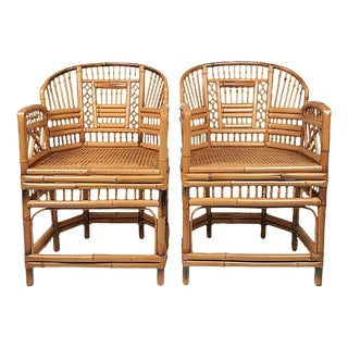 Brighton Pavilion Chairs, Pair For Sale