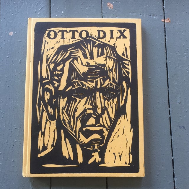Otto DIX German Expressionist Book For Sale In Philadelphia - Image 6 of 6
