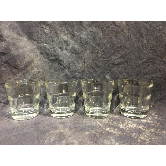 Contemporary Low Ball Glasses by Tiffany & Co - Set of 4 For Sale - Image 3 of 13