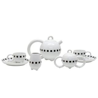 Tea Set 'Fantasia' by Matteo Thun - 7 Pieces For Sale