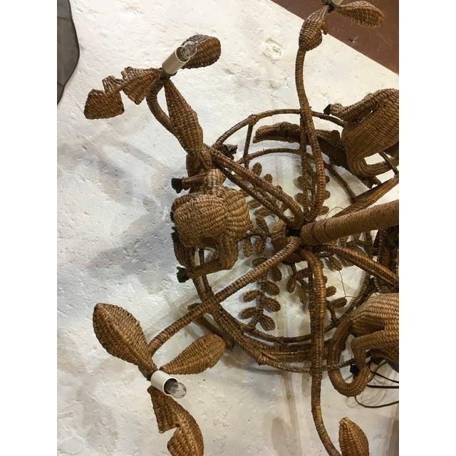 Beige Mario Torres Lopez Chandelier For Sale - Image 8 of 13