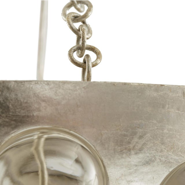 Arteriors Home Arteriors Kendra Iron Bowl Chandelier For Sale - Image 4 of 9