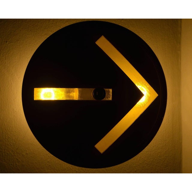 Traffic Signal Light Wall Sconce For Sale - Image 10 of 11