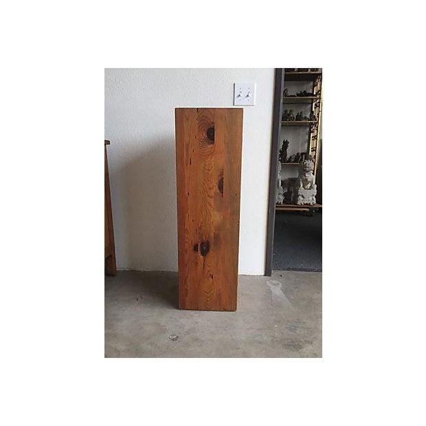 Brown Saltman Display Pedastal - Image 4 of 8