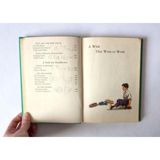 1950s Vintage Children's School Book For Sale - Image 9 of 12