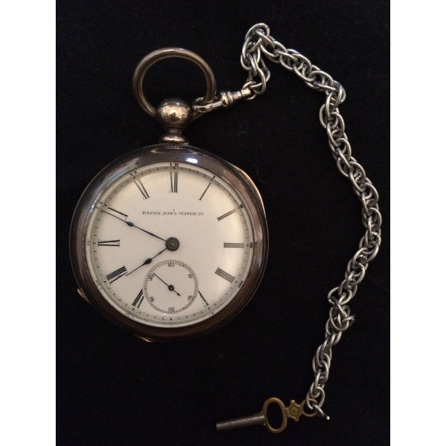 1900s Dueber Coin Silver Pocket Watch - Image 2 of 7