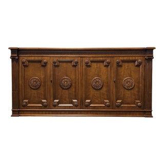 Henredon Mid-Century Era Neoclassical Style Sideboard / Credenza