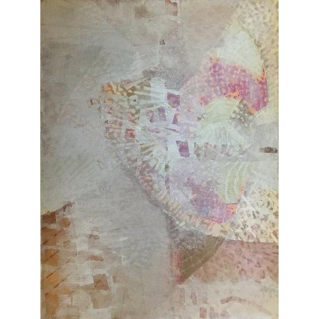2010s Christine Averill - Green, Emissary II Painting, 2016 For Sale - Image 5 of 5