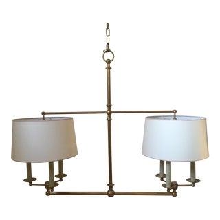 E. F. Chapman Traditional Classic Brass Billiard Light