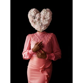 """Love Bandage"" Contemporary Surrealist Photograph by Fares Micue For Sale"