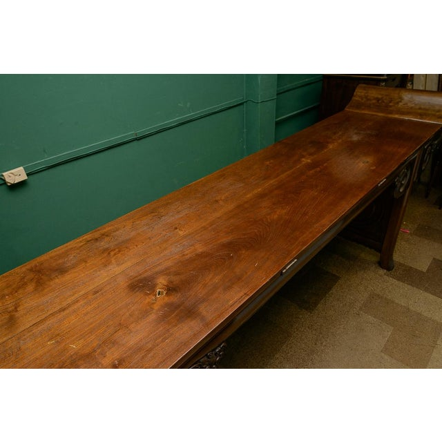 Oversize altar table For Sale - Image 9 of 10