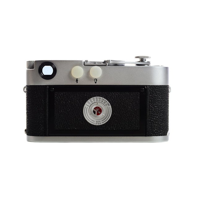 Leica M3 #1156xxx -very Late Single Stroke-Vintage 1966 Rangefinder camera For Sale - Image 4 of 11