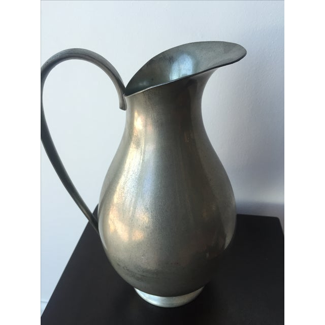 Pewter Pitcher - Image 10 of 10