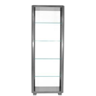 Shelf Unit With Glass Shelves