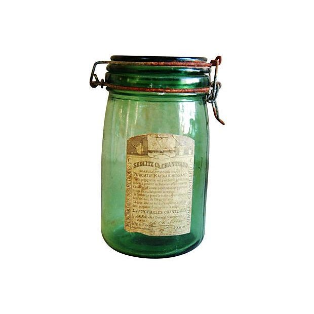 Early French Preserve Canning Jars - Set of 3 - Image 6 of 6