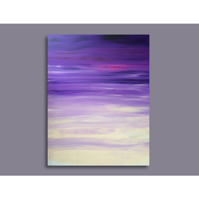 'Sweet Surrender' Original Abstract Painting - Image 8 of 8