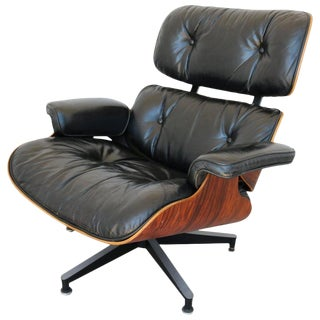 670 Lounge Chair by Charles and Ray Eames for Herman Miller For Sale