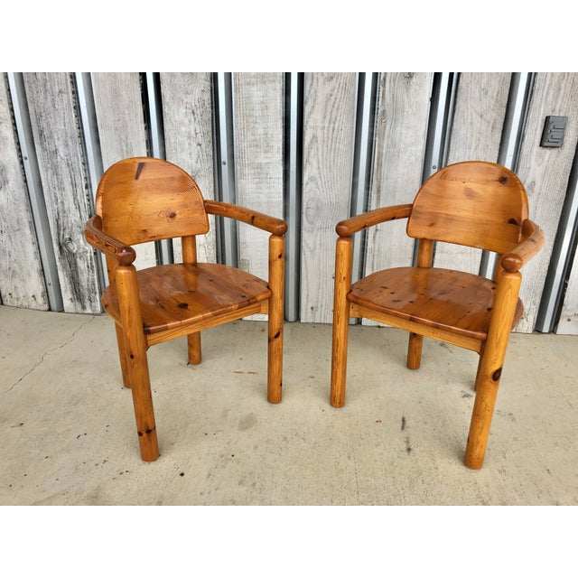 Modern 1970's Armchairs by Rainer Daumiller For Sale - Image 3 of 6