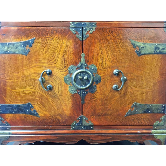 Japanese Tansu Style Silver Chest - Image 5 of 10