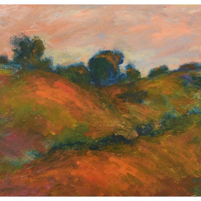Large Original Juan Pepe Guzman, Ojai California Oil Painting For Sale - Image 4 of 9