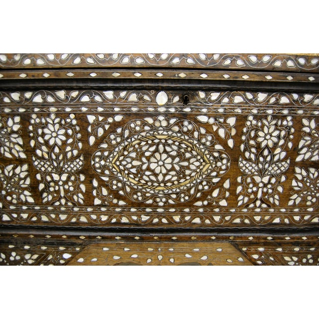 Vintage Syrian Bridal Chest - Image 7 of 8