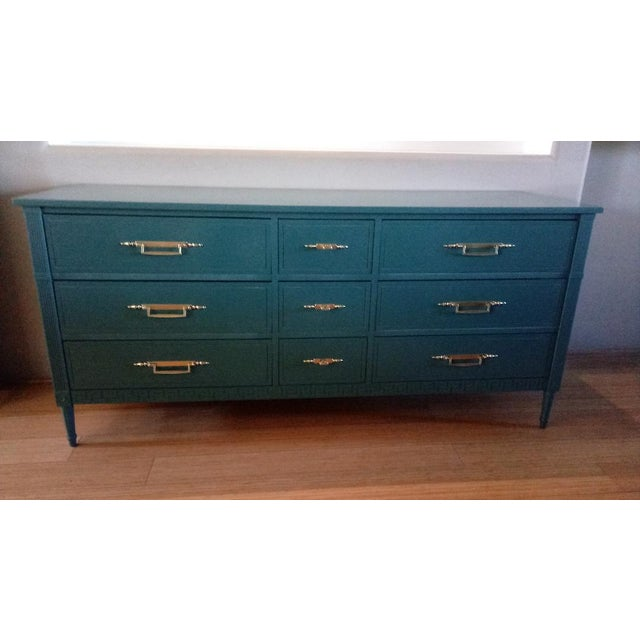Furniture Guild of California Nine Drawer Dresser - Image 6 of 6