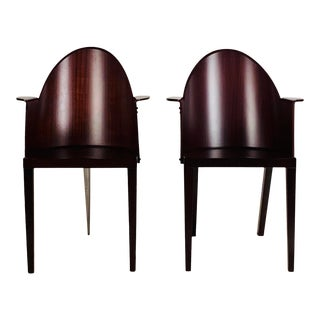 Philippe Starck Armchairs From the Royalton Hotel, Nyc - a Pair For Sale