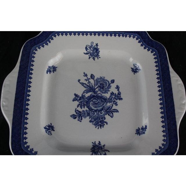 Wedgwood Vintage Mid-Century Wedgwood Platter For Sale - Image 4 of 6